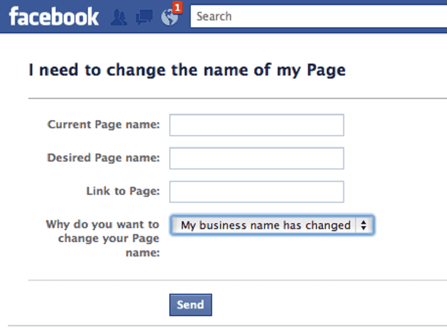 Facebook Page Name Ideas To Let Your Facebook Page