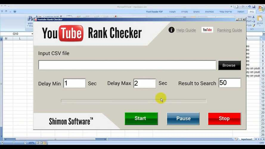 Youtube Rank Checker To Know Your Content Status On Youtube!