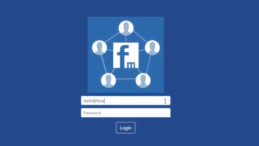 Facebook Friends Mapper For Finding Facebook Connections