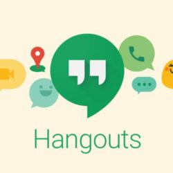 Hangouts Social Networking