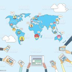 Multilingual Social Network