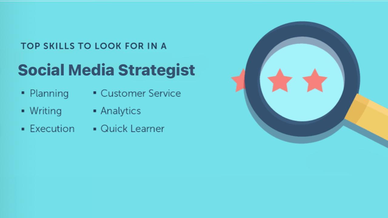 Social Media Strategist