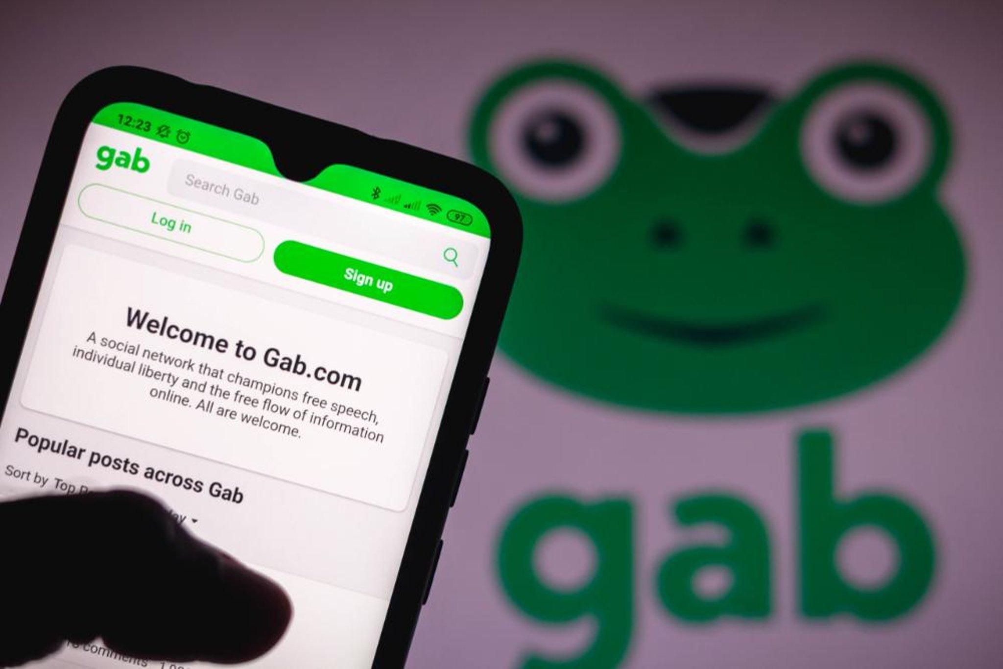 Gab social network