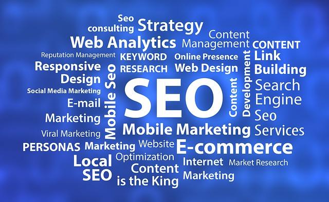 SEO social media marketing
