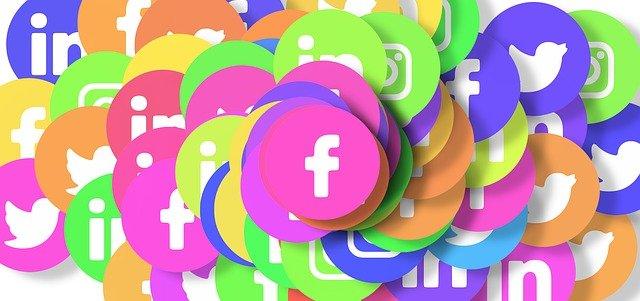 Active on online platforms social media