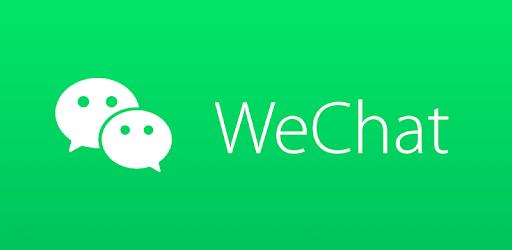 WeChat social media